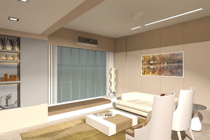 living room elegancia interiors